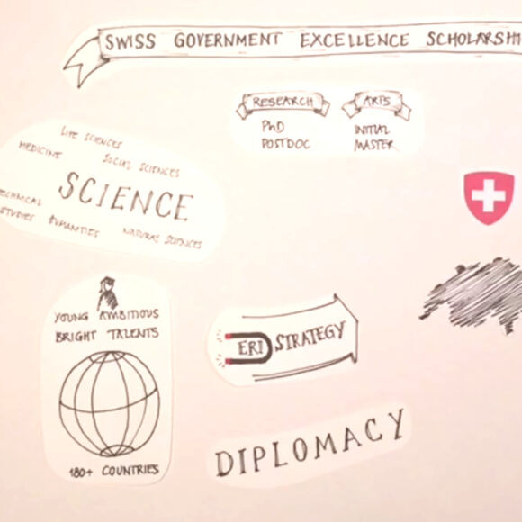 Call for Applications: Swiss Government EXCELLENCE Scholarships 2022/2023